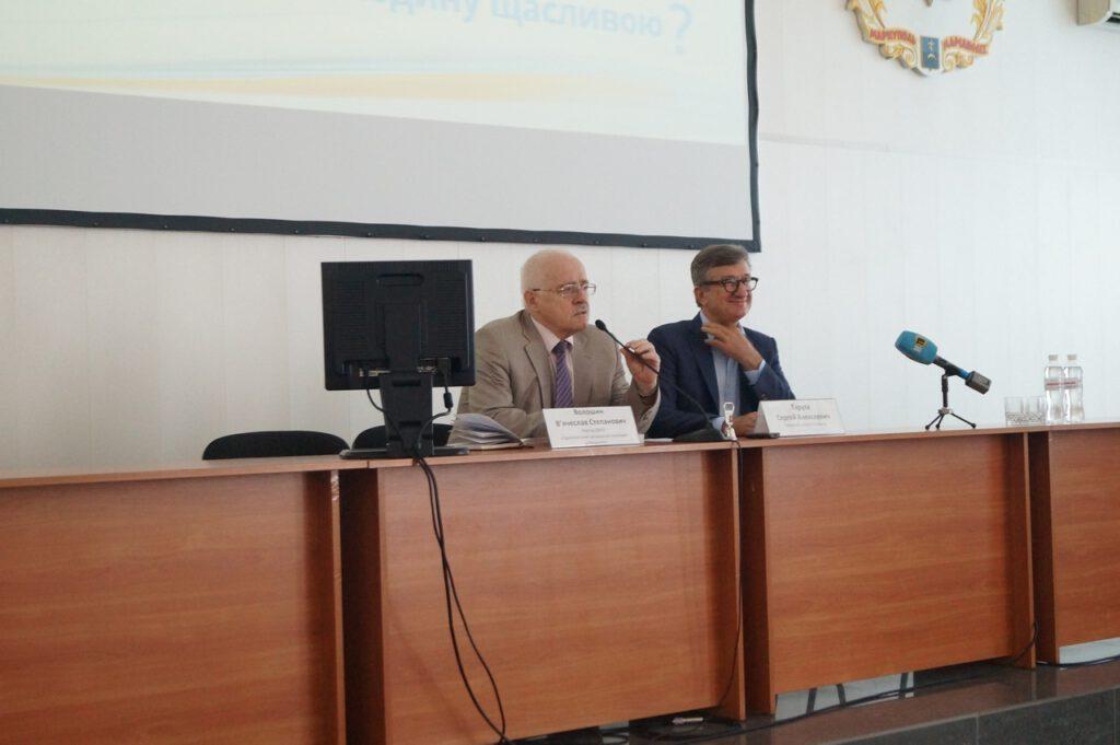 Народний депутат України, випускник ПДТУ Тарута Сергій Олексійович відвідав alma-mater - 949