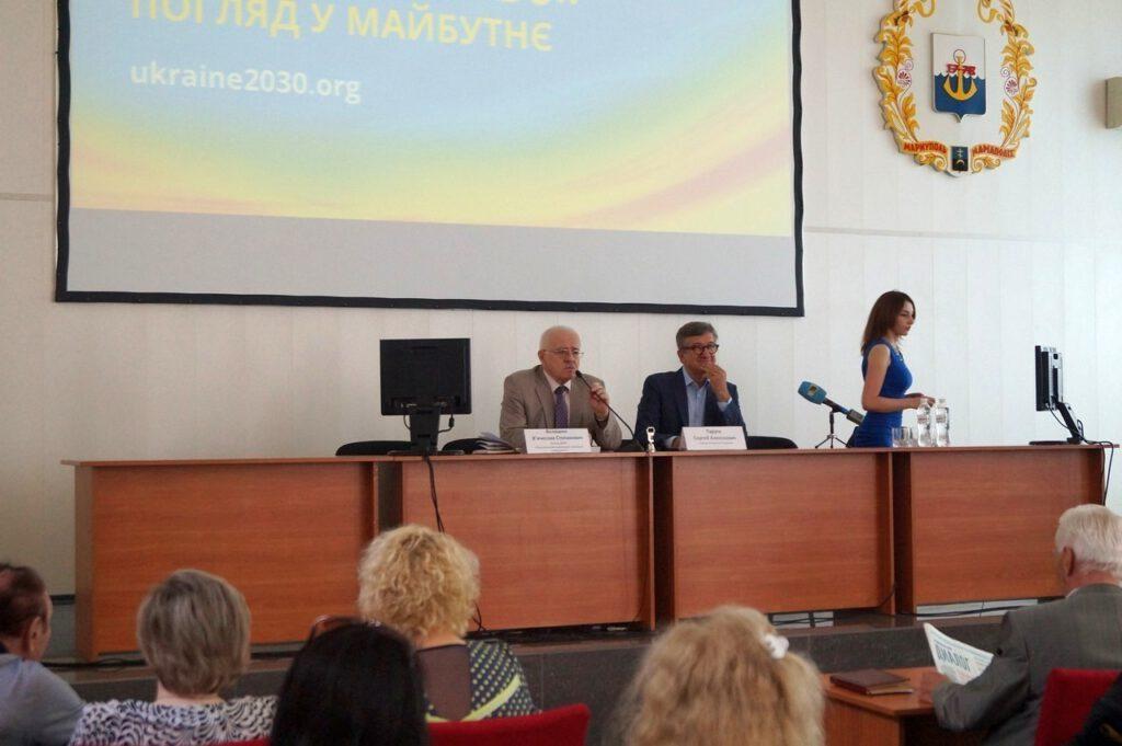 Народний депутат України, випускник ПДТУ Тарута Сергій Олексійович відвідав alma-mater - 952