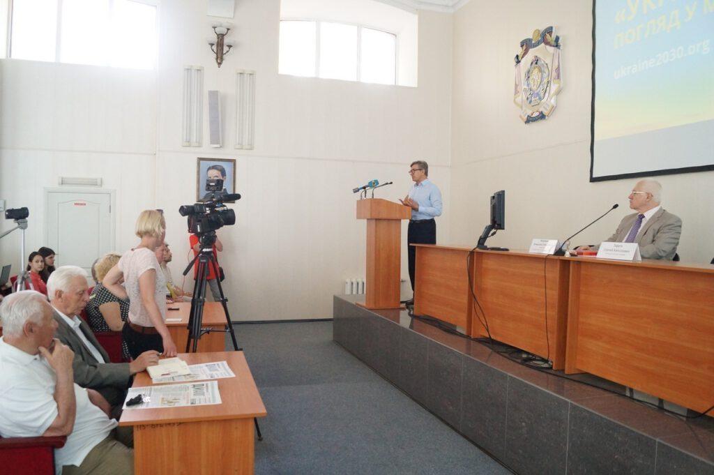 Народний депутат України, випускник ПДТУ Тарута Сергій Олексійович відвідав alma-mater - 957