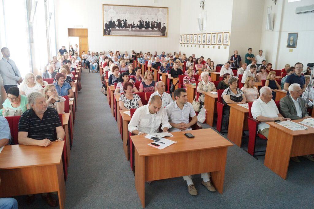 Народний депутат України, випускник ПДТУ Тарута Сергій Олексійович відвідав alma-mater - 961