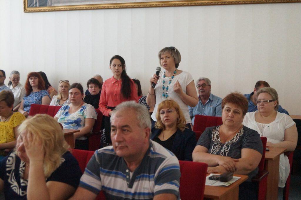 Народний депутат України, випускник ПДТУ Тарута Сергій Олексійович відвідав alma-mater - 964