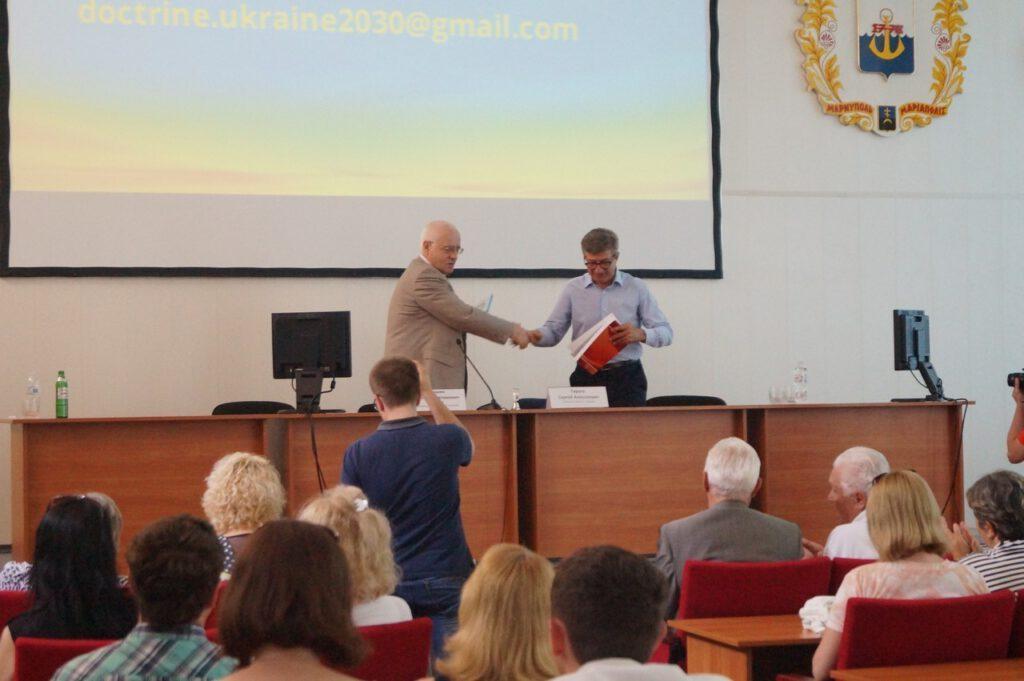 Народний депутат України, випускник ПДТУ Тарута Сергій Олексійович відвідав alma-mater - 965