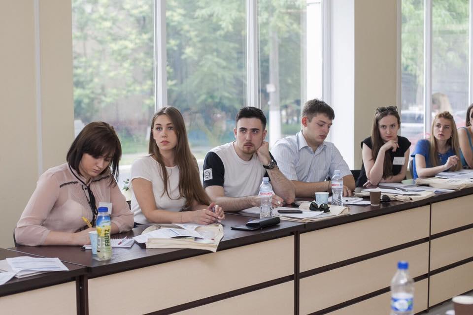 Студенти спеціальності «Соціальна робота» були слухачами Літньої муніципальної школи та пройшли стажування у Департаменті соціального захисту населення - 1875