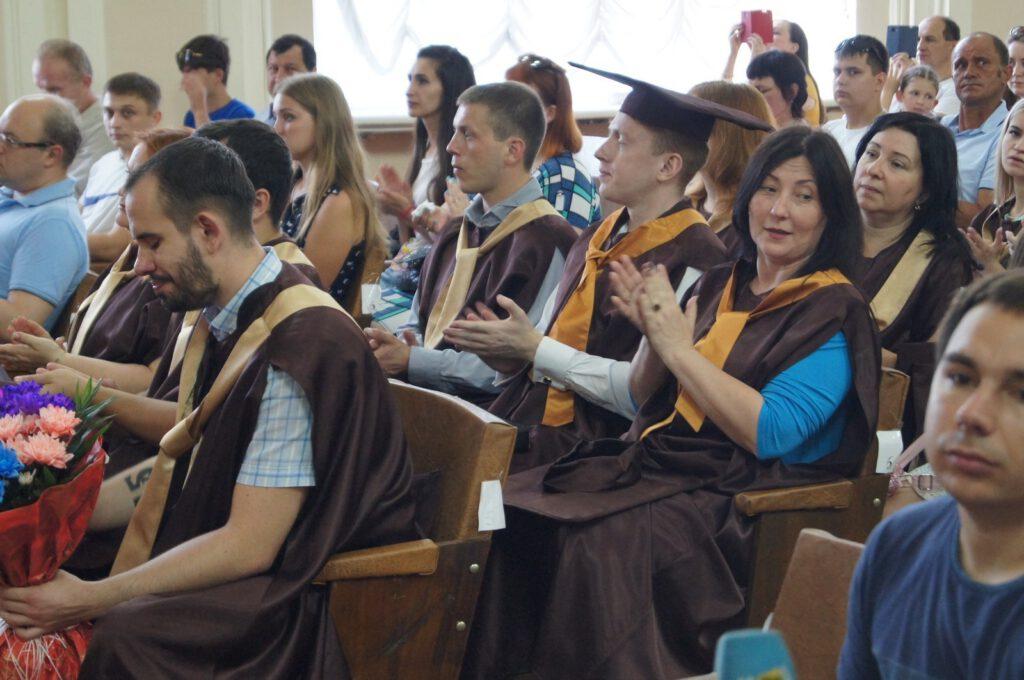 Вручення дипломів випускникам ДВНЗ «ПДТУ» 2017 року - 1594