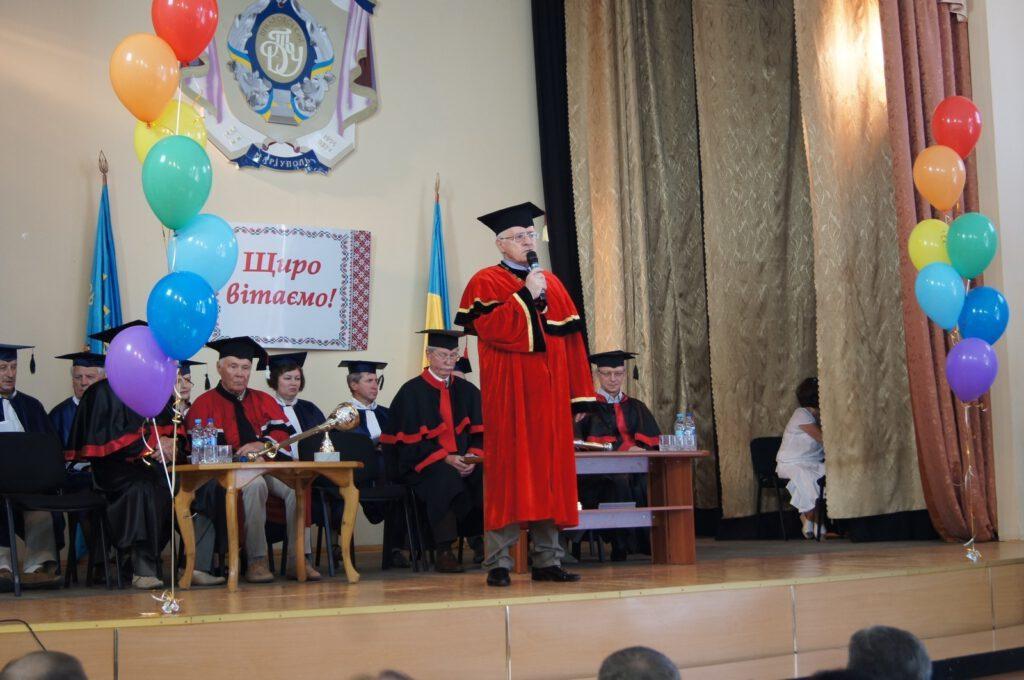 Вручення дипломів випускникам ДВНЗ «ПДТУ» 2017 року - 1595