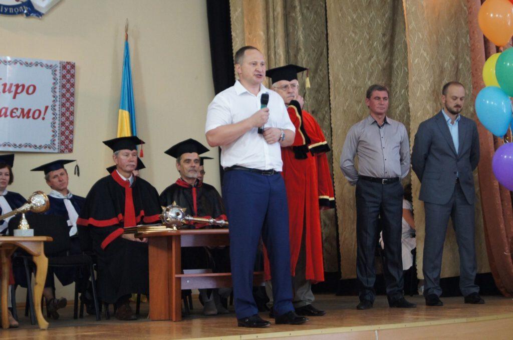 Вручення дипломів випускникам ДВНЗ «ПДТУ» 2017 року - 1607
