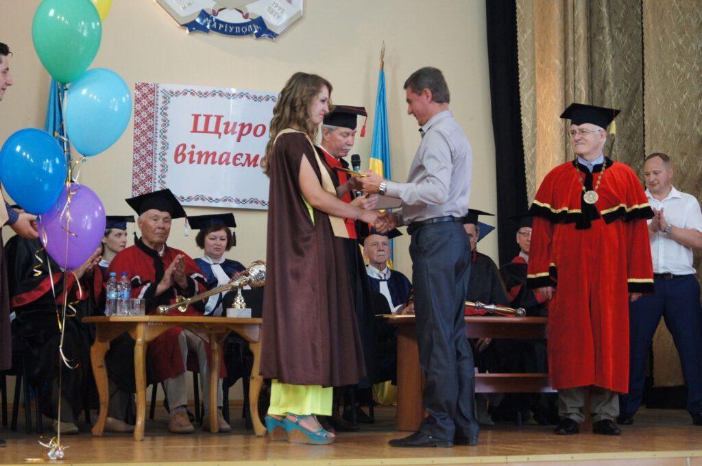 Вручення дипломів випускникам ДВНЗ «ПДТУ» 2017 року - 1611