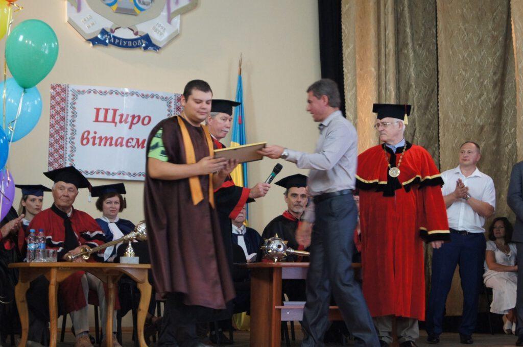 Вручення дипломів випускникам ДВНЗ «ПДТУ» 2017 року - 1613