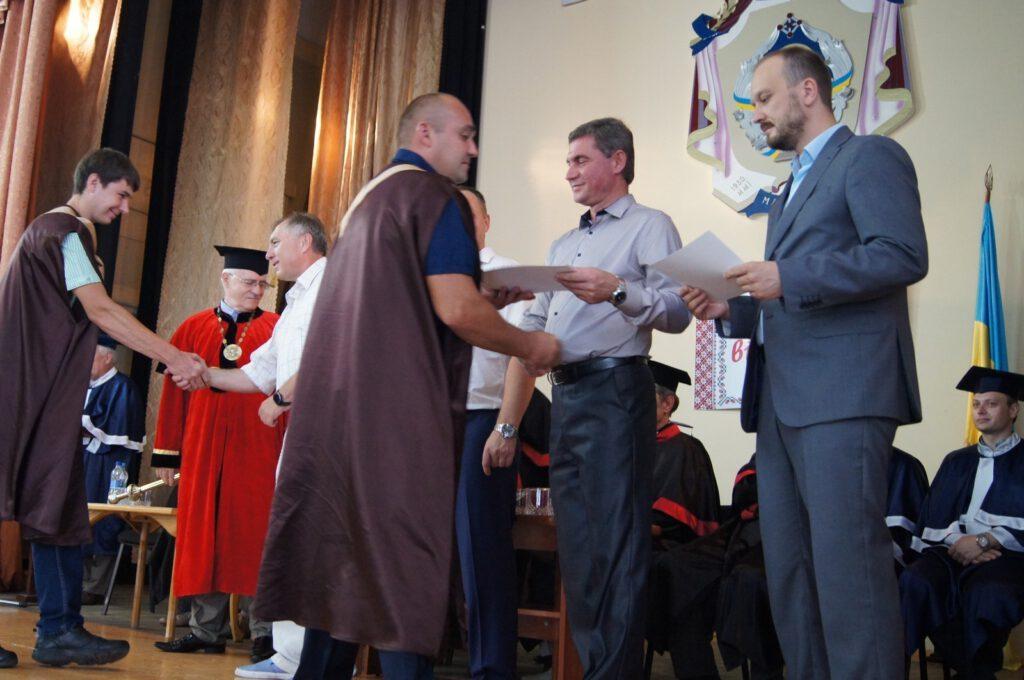 Вручення дипломів випускникам ДВНЗ «ПДТУ» 2017 року - 1620