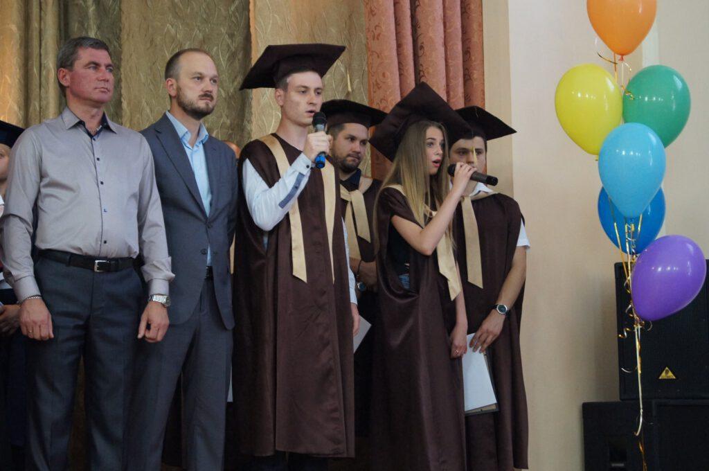 Вручення дипломів випускникам ДВНЗ «ПДТУ» 2017 року - 1641