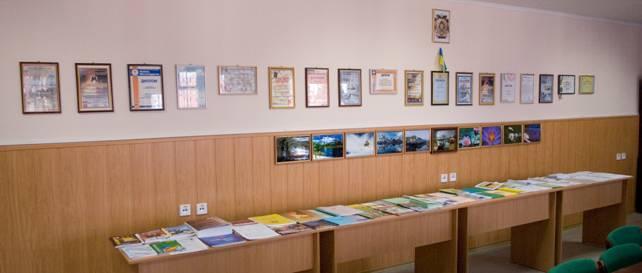 Дипломи, каталоги і рекламні матеріали міжнародних і національних виставок