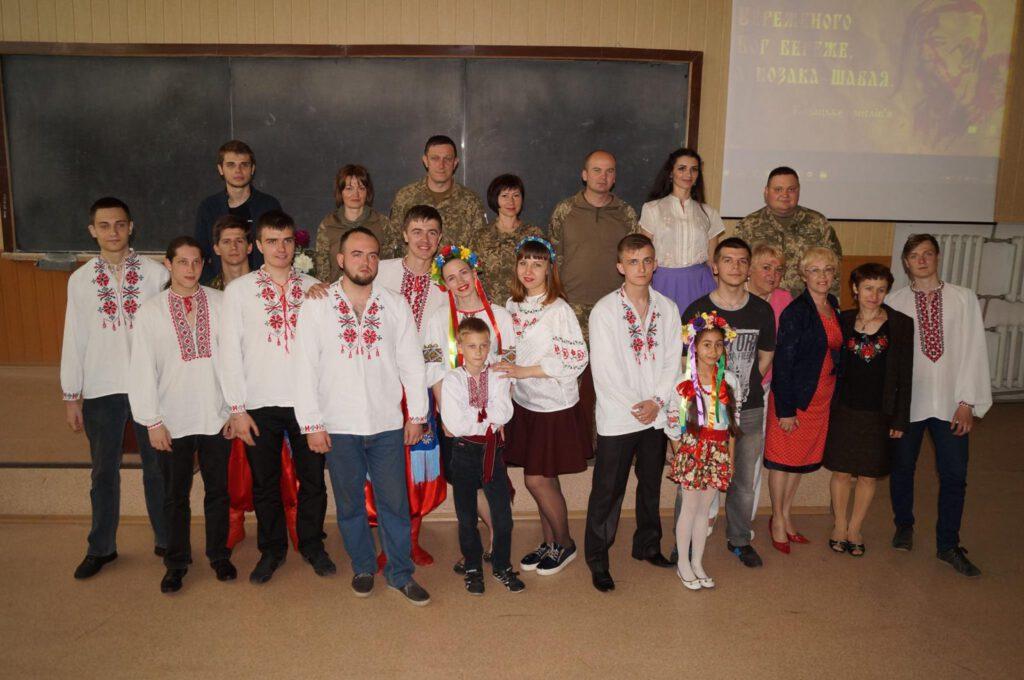 Кафедра філософських наук та історії України - 7233