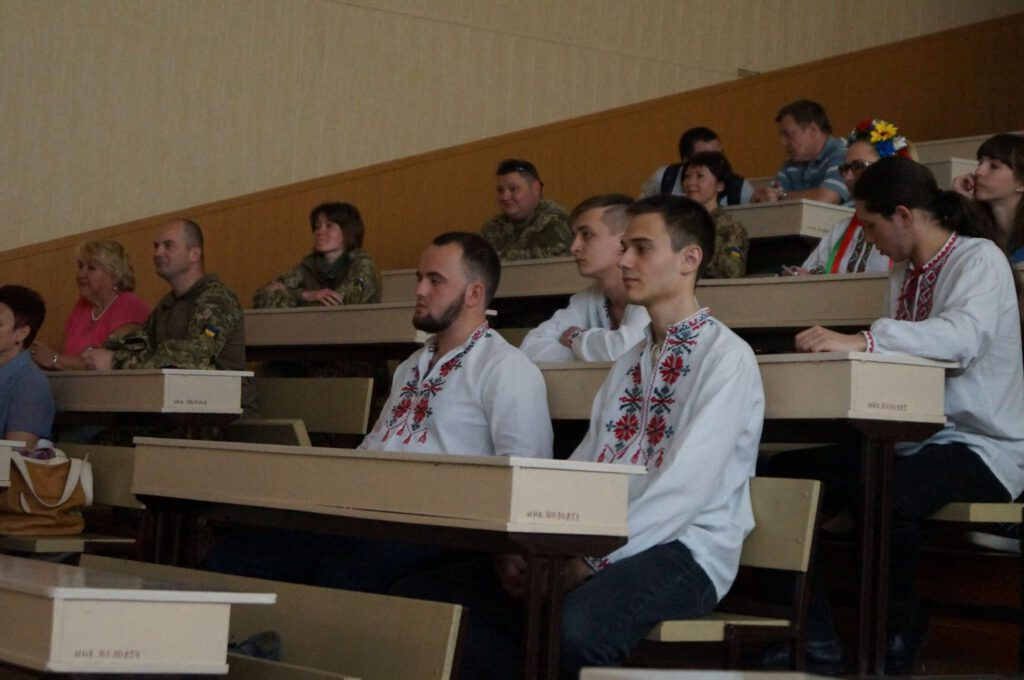 Кафедра філософських наук та історії України - 7238