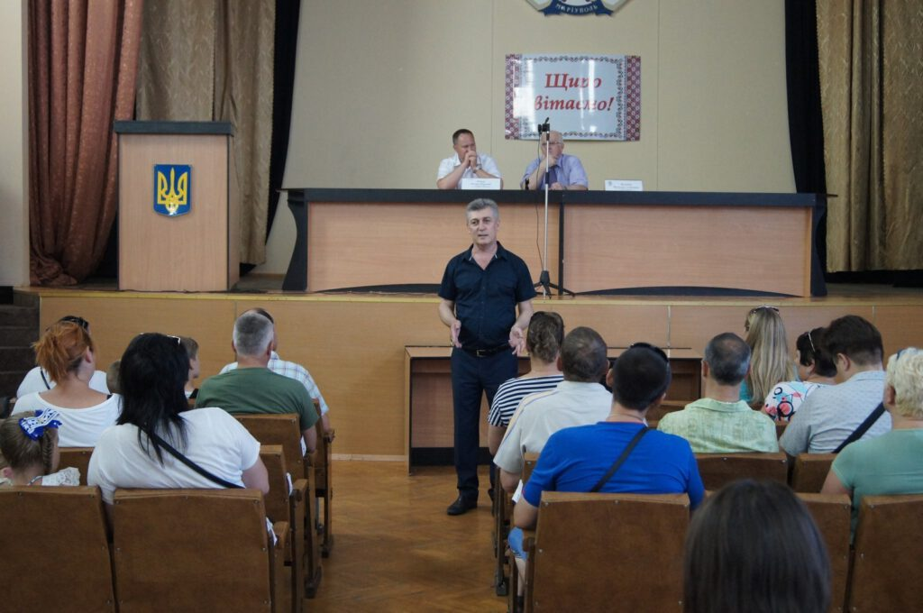 Діти працівників ТОВ «Метінвест-Промсервіс» будуть вивчати англійську у ПДТУ - 1411