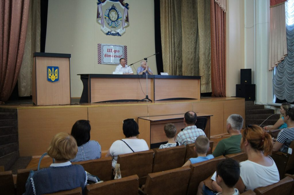 Діти працівників ТОВ «Метінвест-Промсервіс» будуть вивчати англійську у ПДТУ - 1412