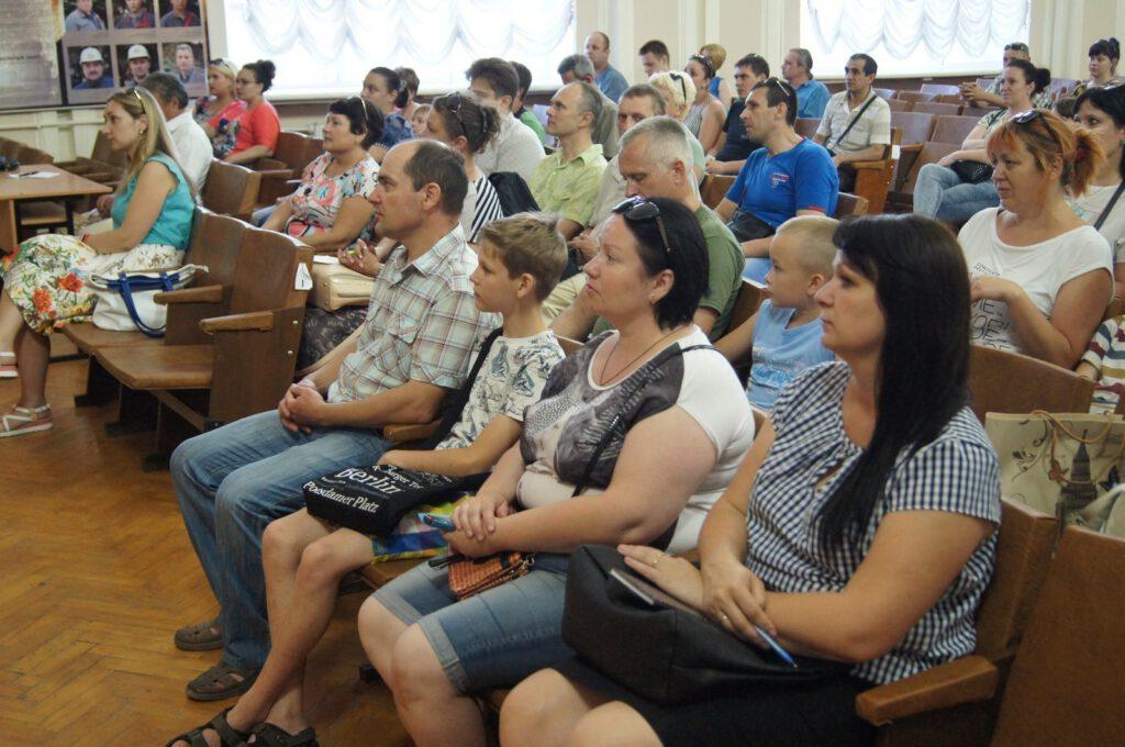 Діти працівників ТОВ «Метінвест-Промсервіс» будуть вивчати англійську у ПДТУ - 1416