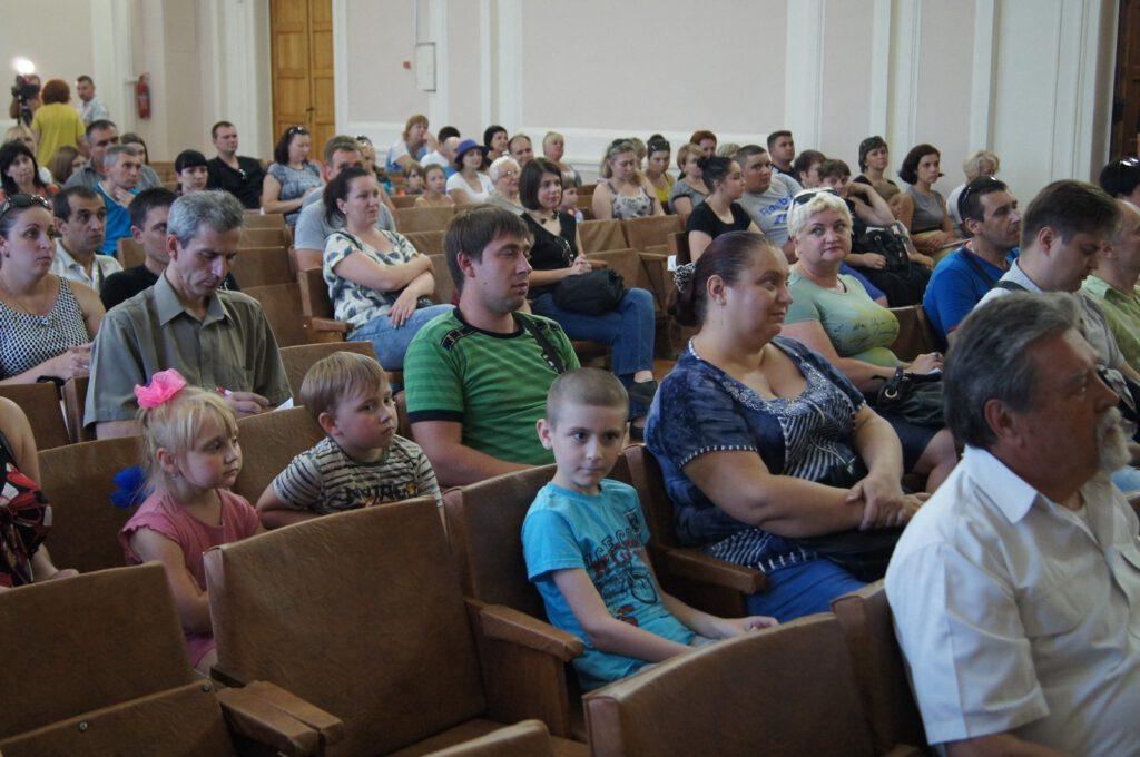 Діти працівників ТОВ «Метінвест-Промсервіс» будуть вивчати англійську у ПДТУ - 1419