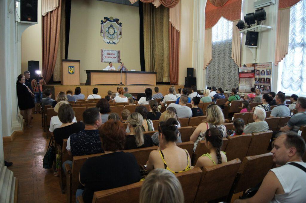 Діти працівників ТОВ «Метінвест-Промсервіс» будуть вивчати англійську у ПДТУ - 1422
