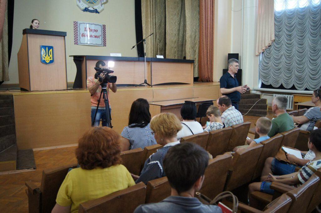Діти працівників ТОВ «Метінвест-Промсервіс» будуть вивчати англійську у ПДТУ - 1424