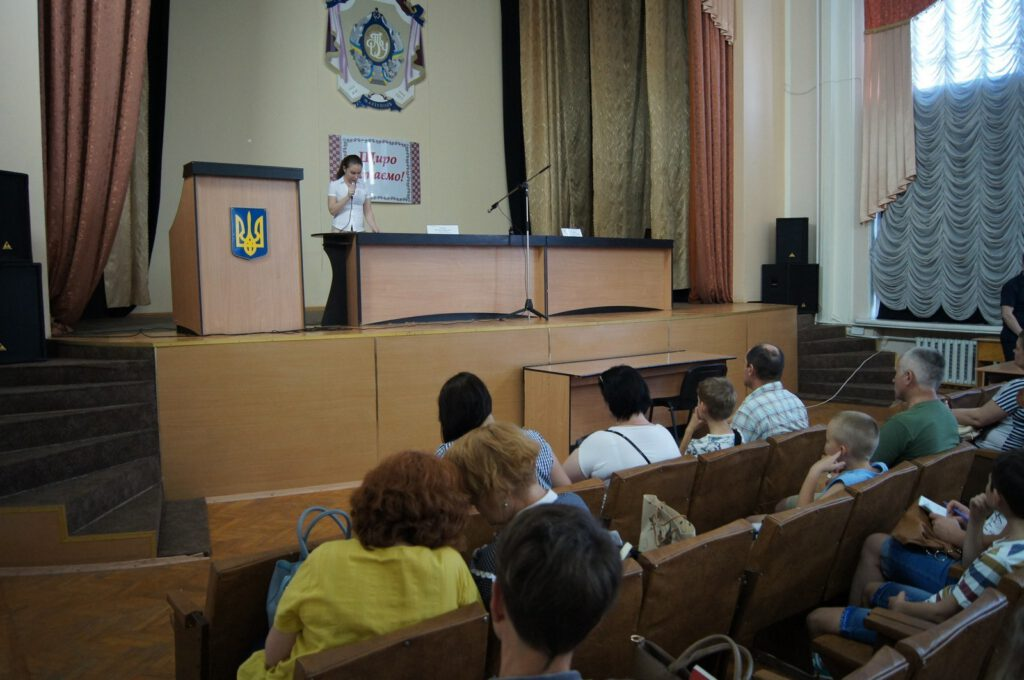 Діти працівників ТОВ «Метінвест-Промсервіс» будуть вивчати англійську у ПДТУ - 1425