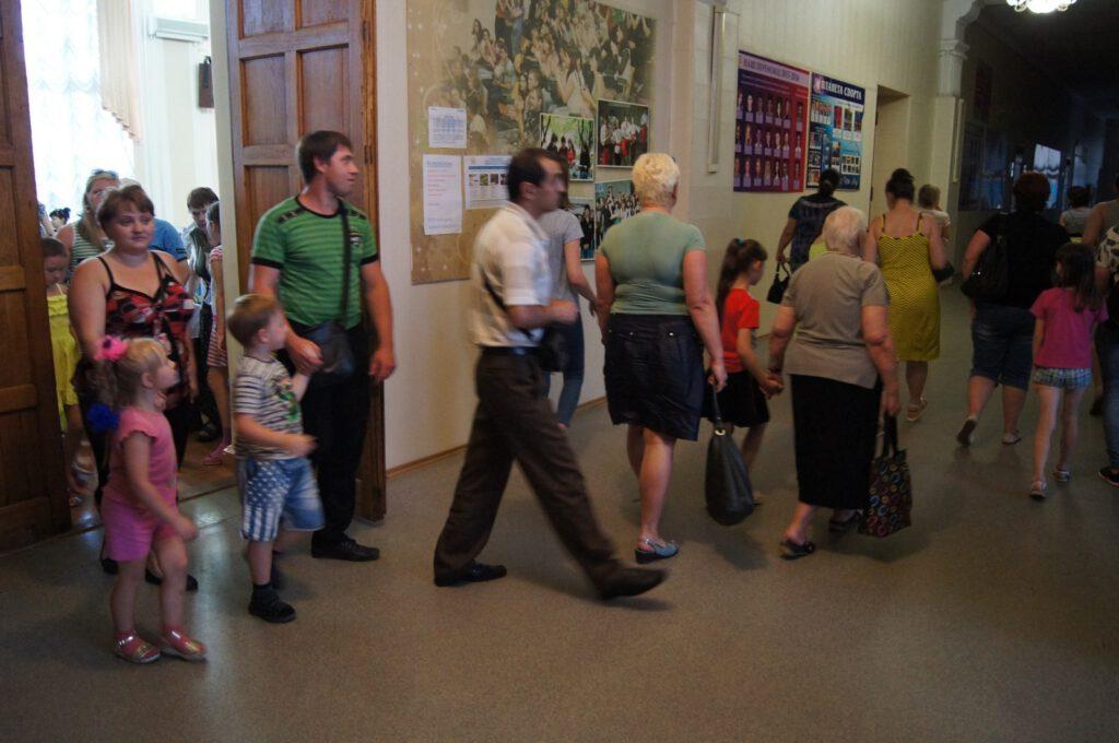 Діти працівників ТОВ «Метінвест-Промсервіс» будуть вивчати англійську у ПДТУ - 1426