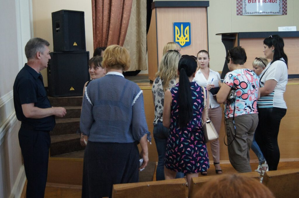 Діти працівників ТОВ «Метінвест-Промсервіс» будуть вивчати англійську у ПДТУ - 1428