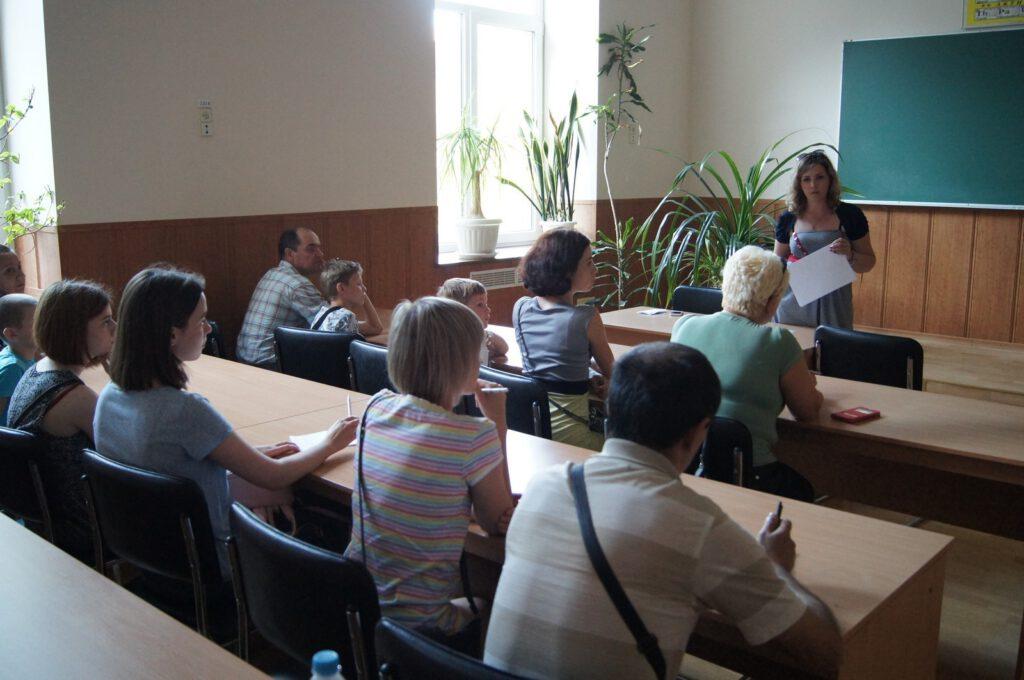 Діти працівників ТОВ «Метінвест-Промсервіс» будуть вивчати англійську у ПДТУ - 1429