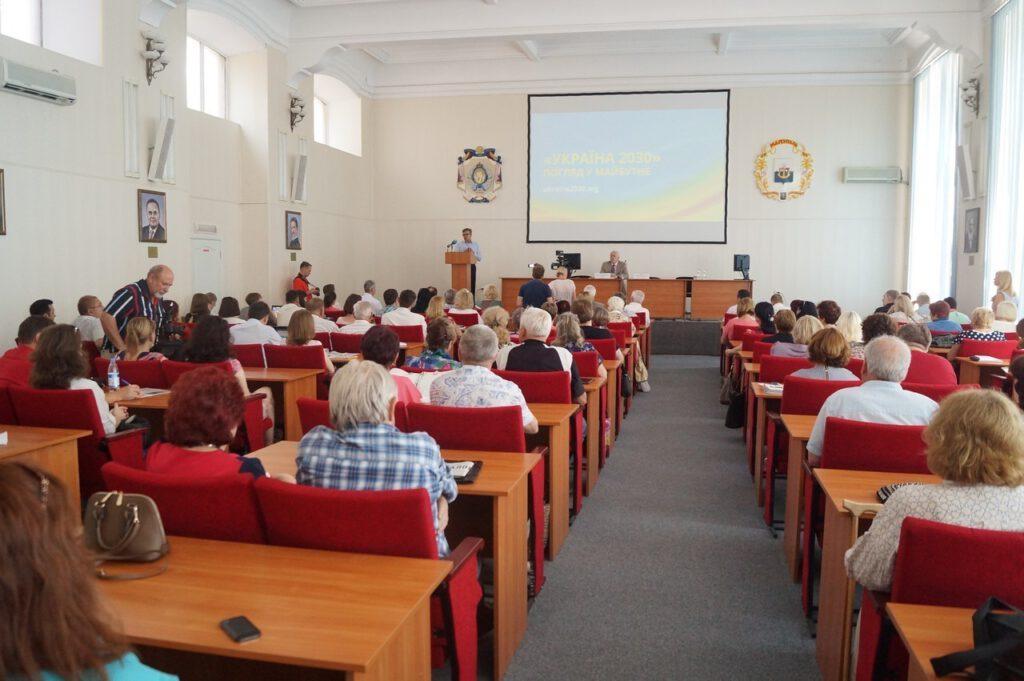 Народний депутат України, випускник ПДТУ Тарута Сергій Олексійович відвідав alma-mater - 956