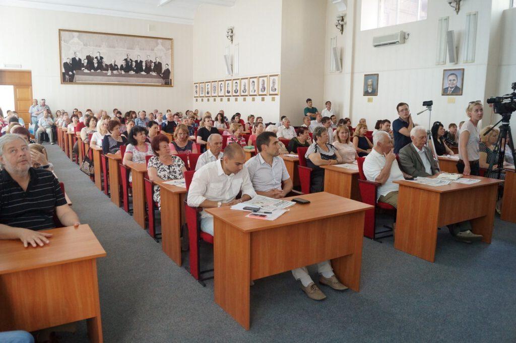 Народний депутат України, випускник ПДТУ Тарута Сергій Олексійович відвідав alma-mater - 958
