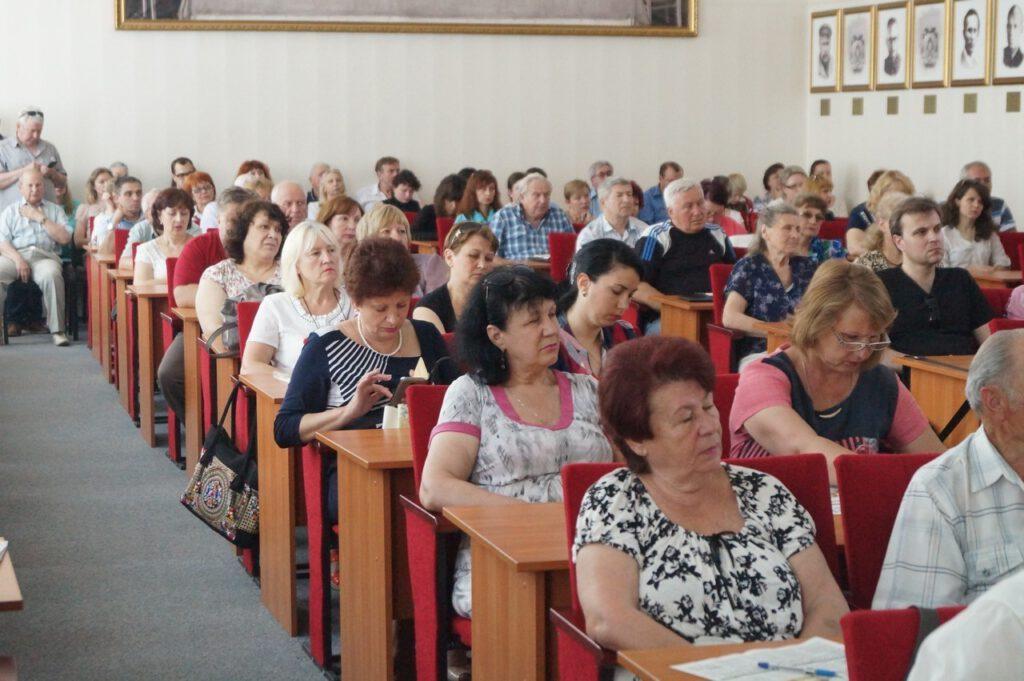 Народний депутат України, випускник ПДТУ Тарута Сергій Олексійович відвідав alma-mater - 959