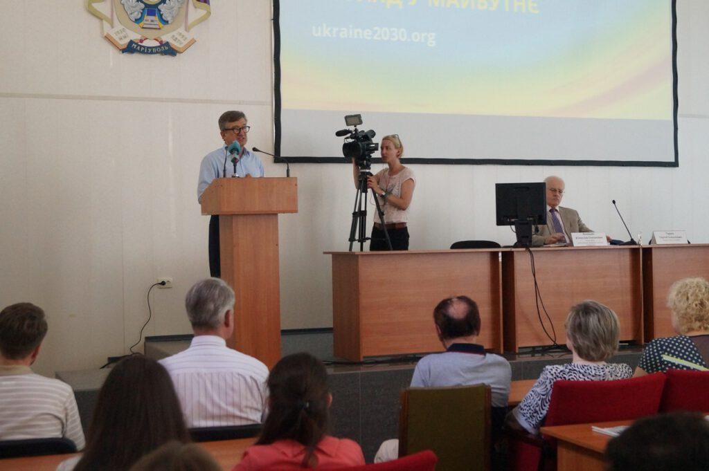 Народний депутат України, випускник ПДТУ Тарута Сергій Олексійович відвідав alma-mater - 962