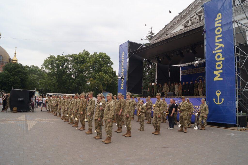 Святкування третьої річниці звілнення міста від бандформувань т.з. ДНР - 1006