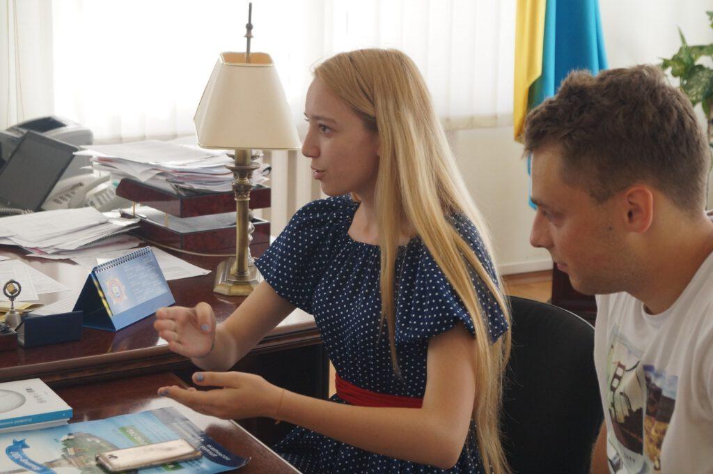 Студенти ПДТУ Катерина Голюк та Артем Синенко про поїздку в Париж - 1399