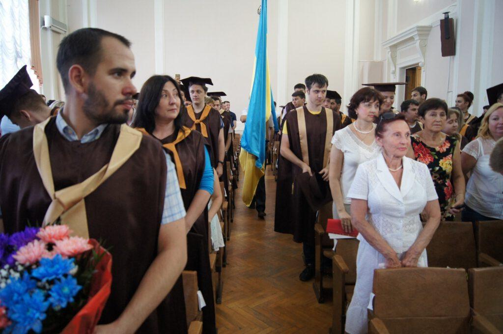 Вручення дипломів випускникам ДВНЗ «ПДТУ» 2017 року - 1578