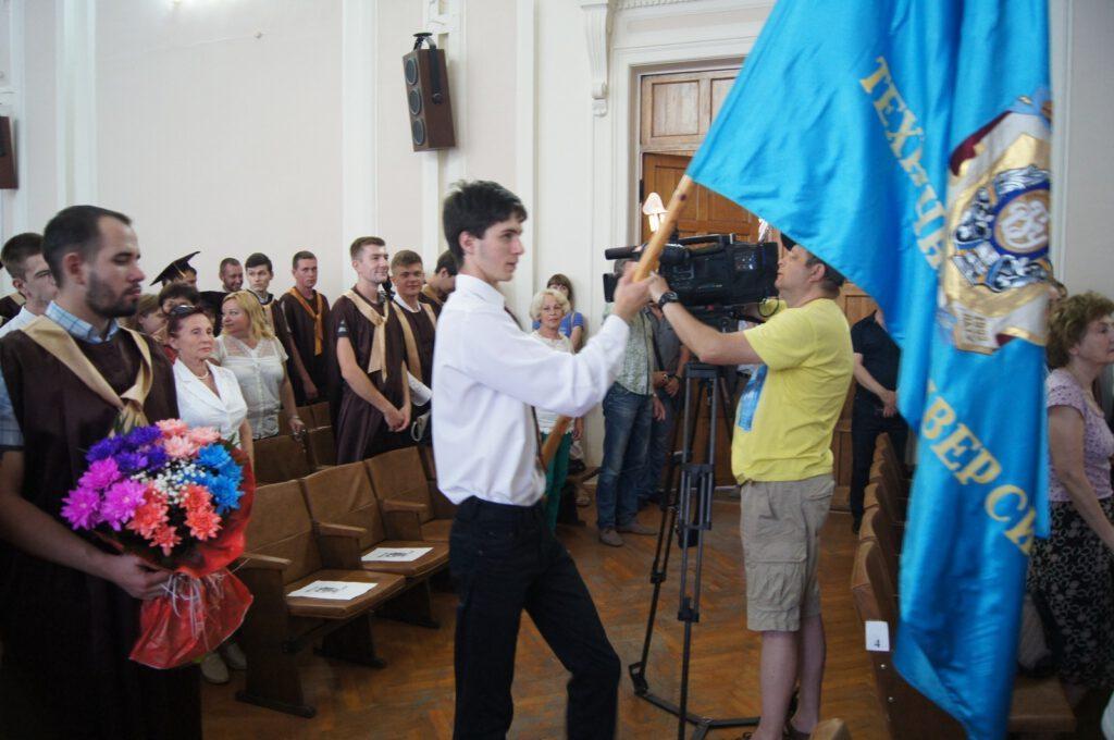 Вручення дипломів випускникам ДВНЗ «ПДТУ» 2017 року - 1579