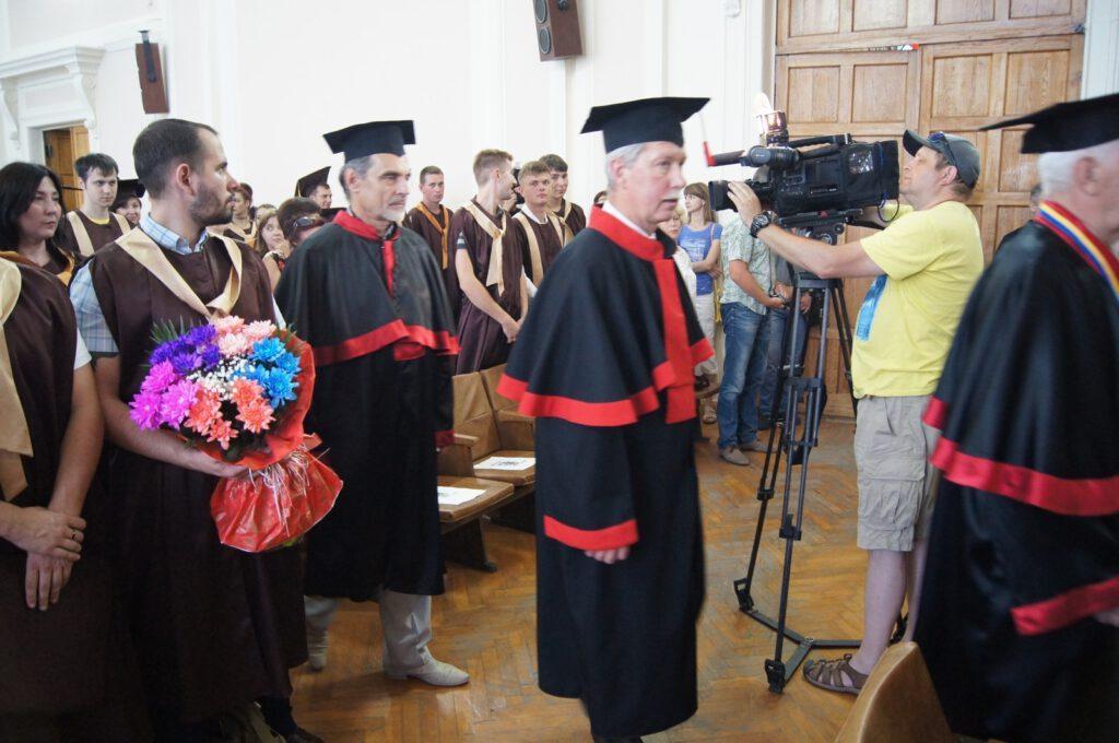 Вручення дипломів випускникам ДВНЗ «ПДТУ» 2017 року - 1580