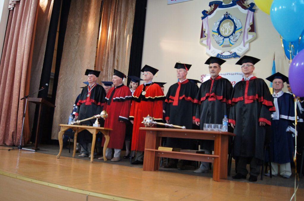 Вручення дипломів випускникам ДВНЗ «ПДТУ» 2017 року - 1582