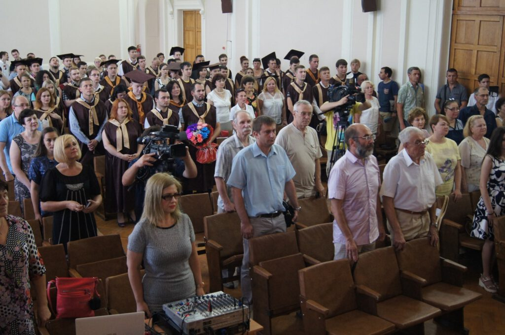 Вручення дипломів випускникам ДВНЗ «ПДТУ» 2017 року - 1585