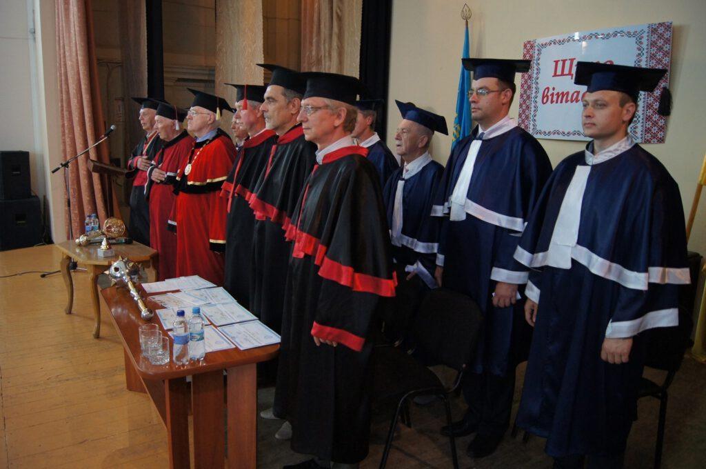 Вручення дипломів випускникам ДВНЗ «ПДТУ» 2017 року - 1587