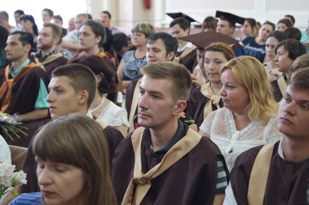 Вручення дипломів випускникам ДВНЗ «ПДТУ» 2017 року - 1597