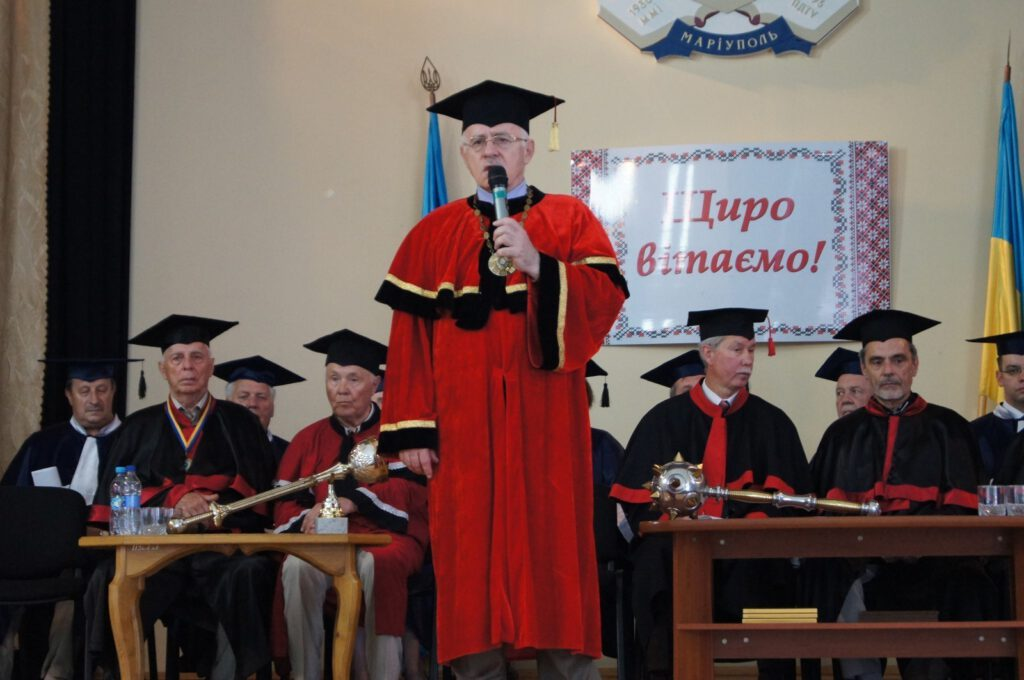 Вручення дипломів випускникам ДВНЗ «ПДТУ» 2017 року - 1598