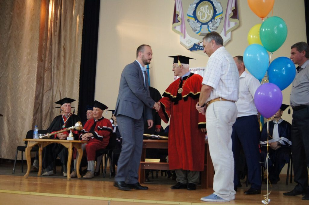Вручення дипломів випускникам ДВНЗ «ПДТУ» 2017 року - 1602
