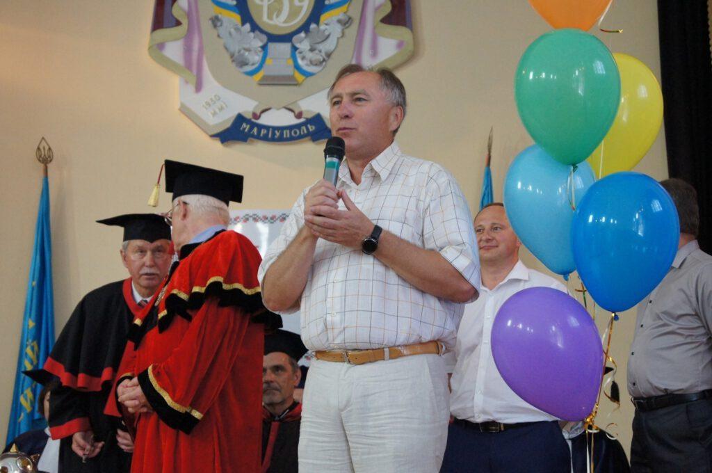 Вручення дипломів випускникам ДВНЗ «ПДТУ» 2017 року - 1603