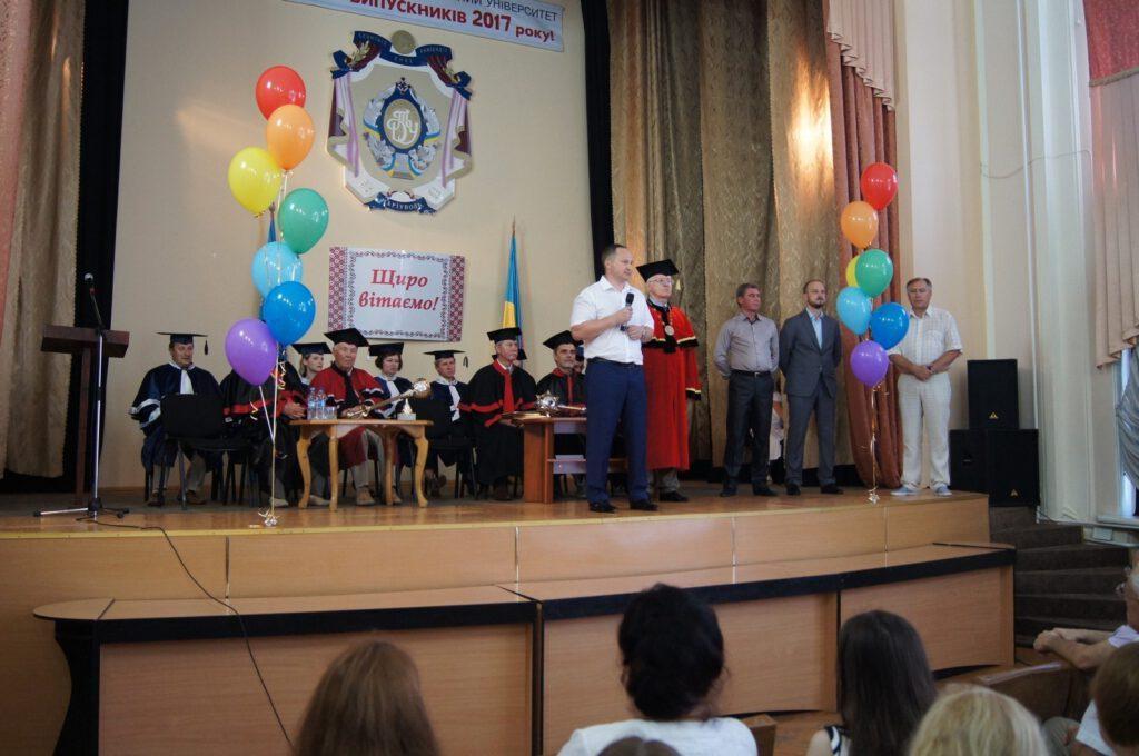 Вручення дипломів випускникам ДВНЗ «ПДТУ» 2017 року - 1606