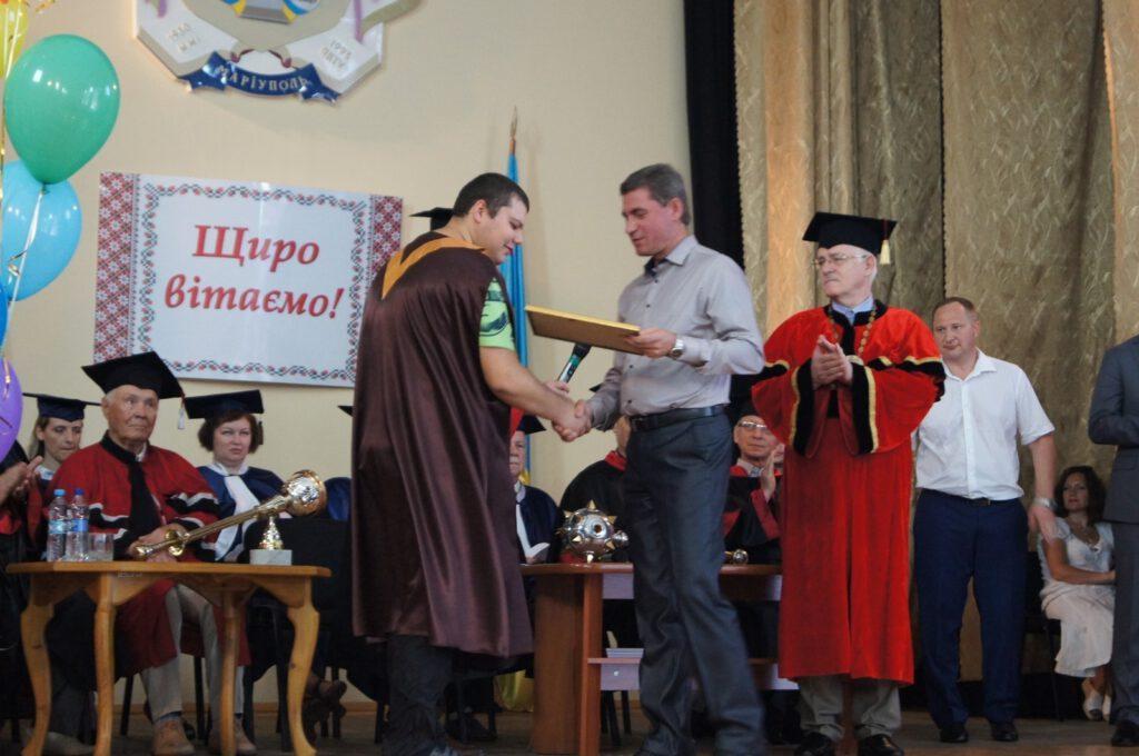 Вручення дипломів випускникам ДВНЗ «ПДТУ» 2017 року - 1612