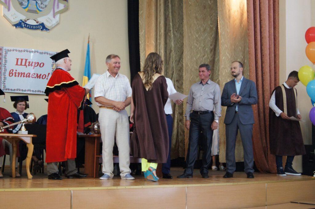 Вручення дипломів випускникам ДВНЗ «ПДТУ» 2017 року - 1617