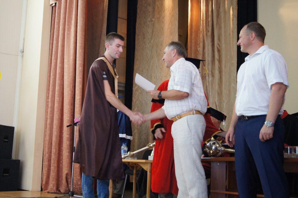 Вручення дипломів випускникам ДВНЗ «ПДТУ» 2017 року - 1618