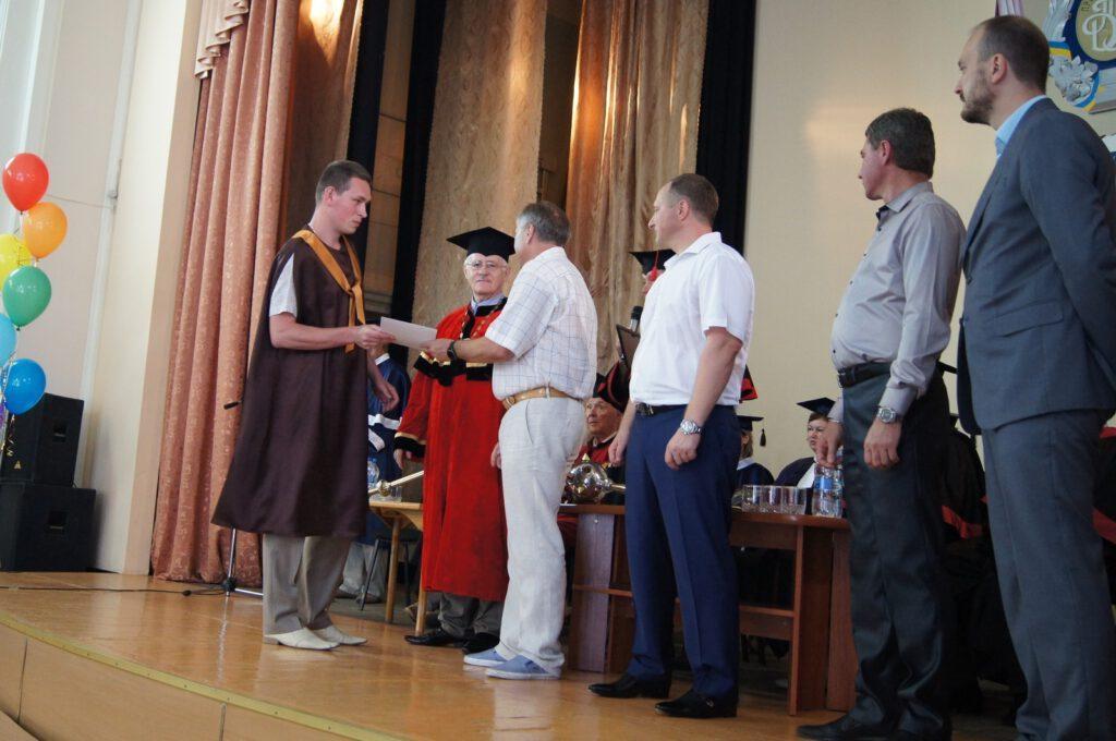Вручення дипломів випускникам ДВНЗ «ПДТУ» 2017 року - 1621