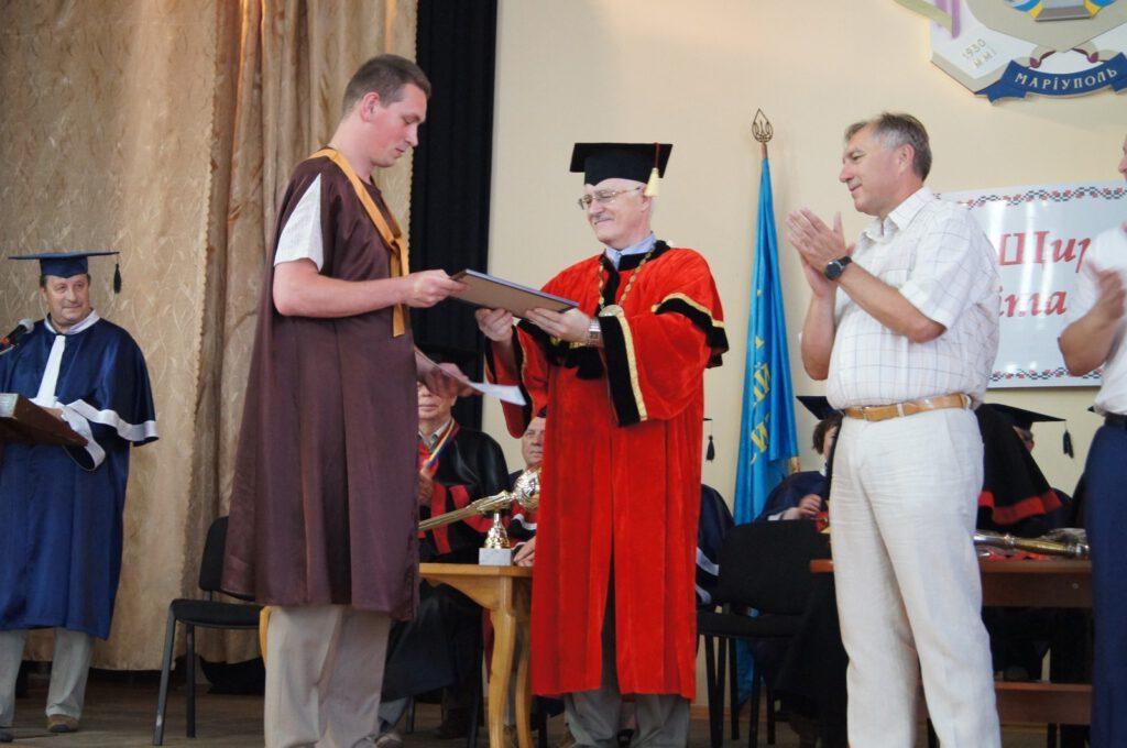 Вручення дипломів випускникам ДВНЗ «ПДТУ» 2017 року - 1623
