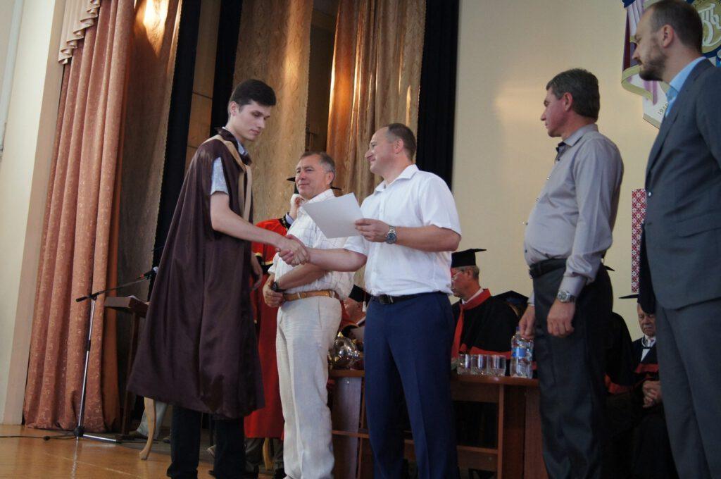 Вручення дипломів випускникам ДВНЗ «ПДТУ» 2017 року - 1624